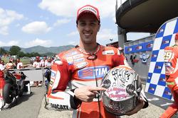 Third place qualifier Andrea Dovizioso, Ducati Team