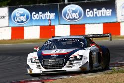 #75 ISR Audi R8 LMS Ultra: Filip Salaquarda, Marco Bonanomi
