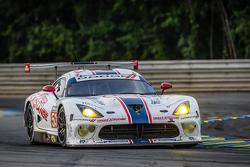 #53 Riley Motorsports Dodge Viper GTS-R: Ben Keating, Jeroen Bleekemolen, Marc Miller
