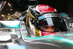 Pascal Wehrlein, Mercedes AMG F1 W06