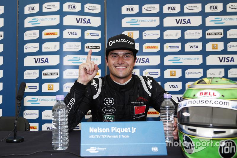 Formule E: Nelson Piquet jr. (Brazilië)
