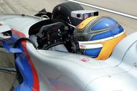 Matthew Brabham Andretti Autosport test