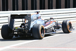 Jenson Button, McLaren MP4-30