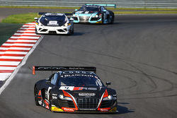 #4 Belgian Audi Club Team WRT Audi R8 LMS Ultra: Franck Stippler, James Nash