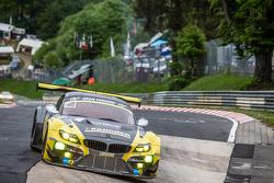#19 Schubert Motorsport BMW Z4 GT3: Dirk Müller, Alexander Sims, Dirk Werner, Marco Wittmann