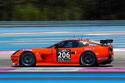 #206 Nova Race Ginetta G50 GT4: Philippe Cimadomo, Andrea Barenghi, Tiziano Frazza, Carlo Mantori