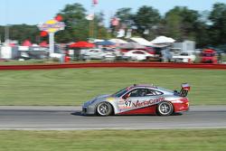 #97 Landry Racing Porsche 911 GT3 Cup: Mitch Landry