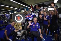 Winner: Jorge Lorenzo, Yamaha Factory Racing