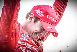 比赛冠军:斯科特·迪克森,奇普·干纳西-雪弗兰车队