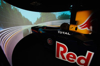 A tour of the Red Bull Racing simulator
