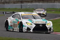 #60 Syntium LM corsa Lexus RC F: Chapter Lida, Hiroki Yoshimoto, D. Fern Bach