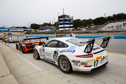 #17 Global Motorsports Group Porsche 911 GT3 Cup: Alec Udell