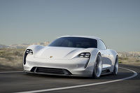 Автомобили Фото - Концепт Porsche Mission E