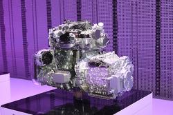 A Renault engine