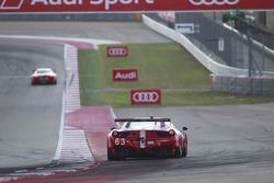 斯库德里亚车队63号法拉利458 Italia: Bill Sweedler, Townsend Bell