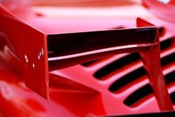Scuderia Ferrari, bodywork detail