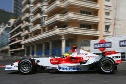 Ralf Schumacher, Toyota Racing, TF107