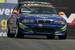 #79 Kinetic Motorsports BMW M3: Nic Jonsson, Shawn Price