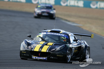 Angelo Lazaris (Lotus Elise GT3)