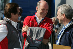 Reinhold Joest, Dr. Wolfgang Ullrich and ACO's Daniel Perdrix