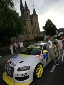 Pirelli Competizioni Audi