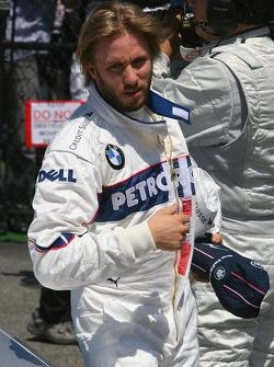Nick Heidfeld, BMW Sauber F1 Team qualfied in 3rd place