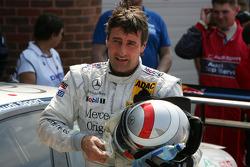 Race winner Bernd Schneider