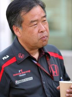 Shuhei Nakamoto, Senior Technical director