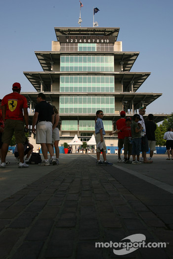 IMS Control tower