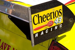 Car of Tomorrow rear wing detail