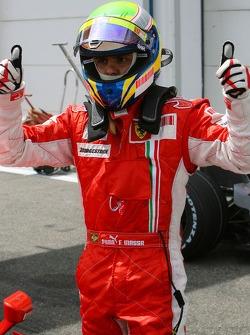 Pole Position 1st, Felipe Massa, Scuderia Ferrari, F2007
