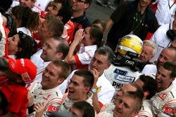 Nico Rosberg, WilliamsF1 Team, Andy Hone XPB Photographer