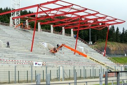 New main grandstand