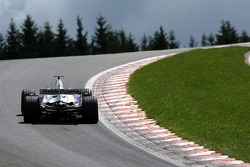 Eau Rouge, Robert Kubica,  BMW Sauber F1 Team