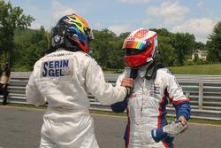 Daniel Morad and Sebastian Saavedra