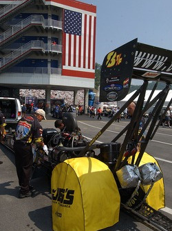 J.R. Todd's team prepares for eliminations
