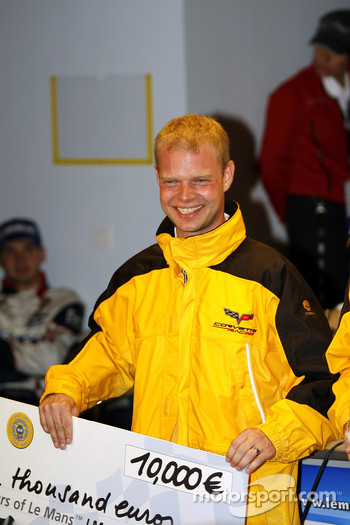 Post-race press conference: Jan Magnussen