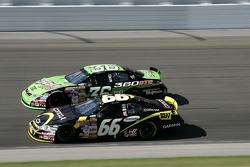 Jeremy Mayfield and Jeff Green