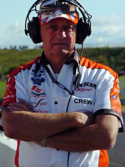 Ford legend Dick Johnson