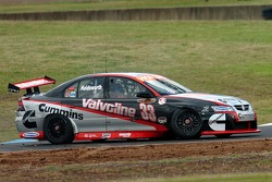 A disappointing end to a good weekend for Dean Canto
