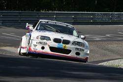 #49 Duller Motorsport BMW M3 E46: Luca Cappellari, Fabrizio Gollin