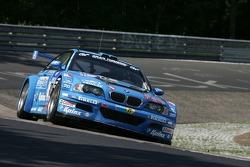 #10 Scuderia Augustusburg BMW M3 E46 GTS: Johannes Scheid, Oliver Kainz, David Horn, Matthias Teich