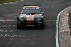 #131 Ford Puma: Frank Allendorf, Alexander Wetzlich, Thomas Sluis, Clemens Pictzkowski