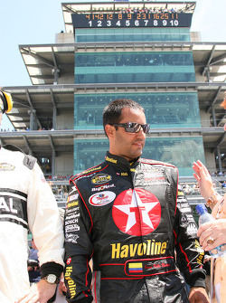 Drivers introduction: Juan Pablo Montoya