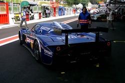 #12 Scuderia Playteam Sarafree Maserati MC 12 GT1
