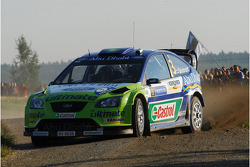 Marcus Gronholm and Timo Rautiainen