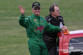 Drivers introduction: Morgan Shepherd and Trevor Boys