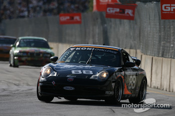 #88 Ranger Sports Racing Porsche 996: Barry Ellis, Fraser Wellon