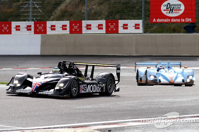 #45 Embassy Racing Radical SR9-Judd: Warren Hugues, Darren Manning