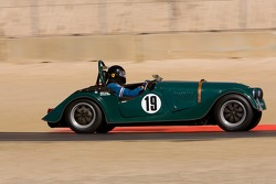 Ron Carrico, 1964 Morgan 4/4